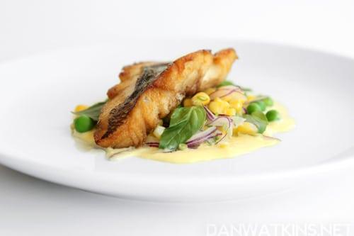 Food Photography By Dan Watkins - Main Meal