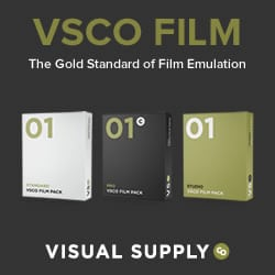 Visual Supply Company Presets