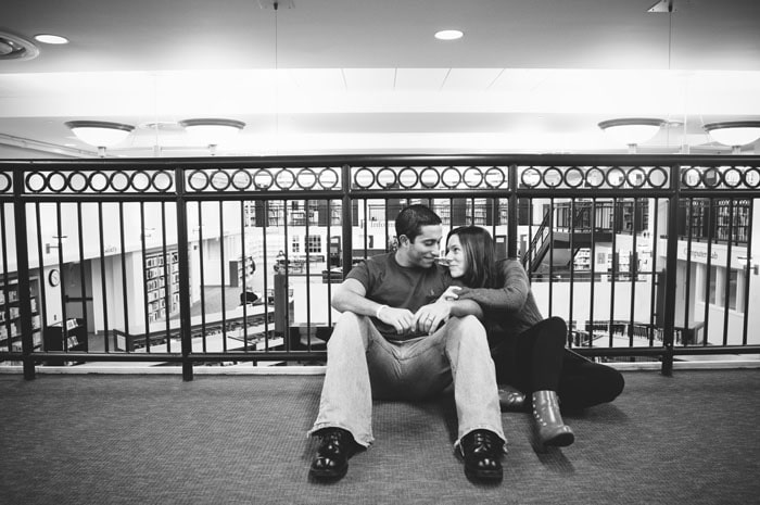 West Hartford Library Portrait Session | Visual Supply Company Vignette++ Preset