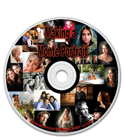 Monte Zucker CD On Classical Portrait Lighting & Posing