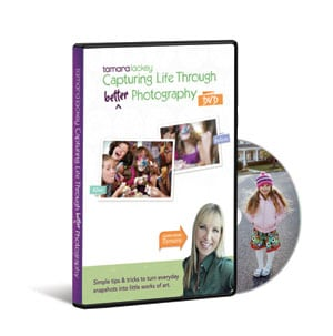Capturing Life Through Better Photography DVD