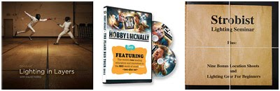 "David ""Strobist"" Hobby Cyber Monday DVD Sale"