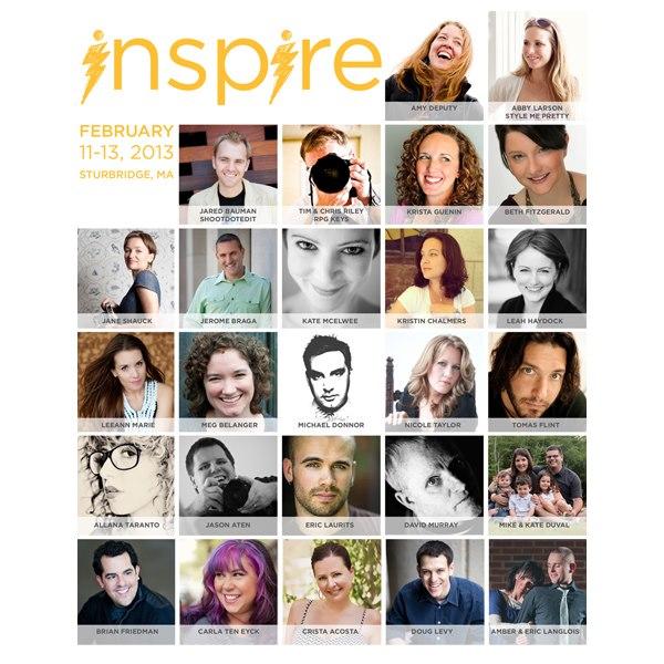 Inspire Photo Seminars
