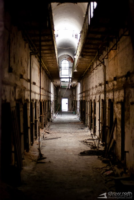 Bolted In | D. Travis North | Cellblock 4, Eastern State Pennitentiary
