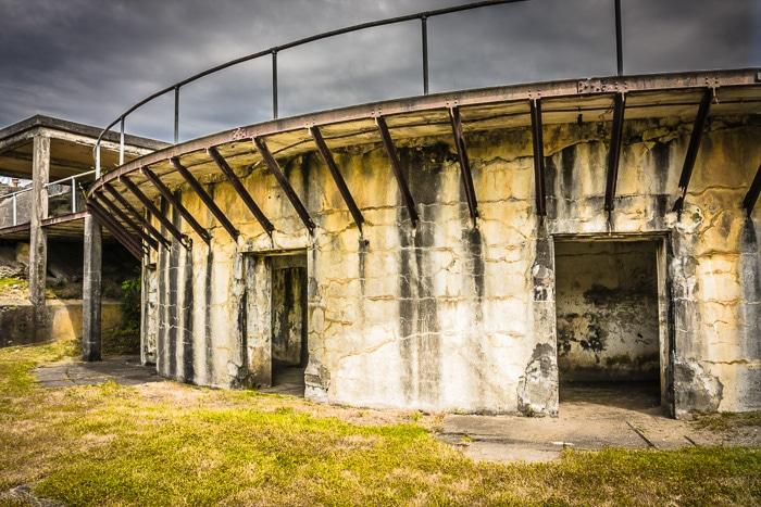 Post-Storm Fort | Aaron Hockley