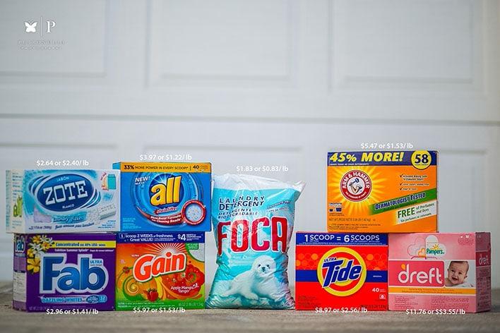 Detergent Branding - Petronella Lugemwa