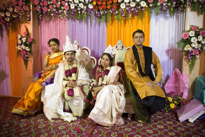 Sephi Bergerson - Behind The Veil: Weddings In India