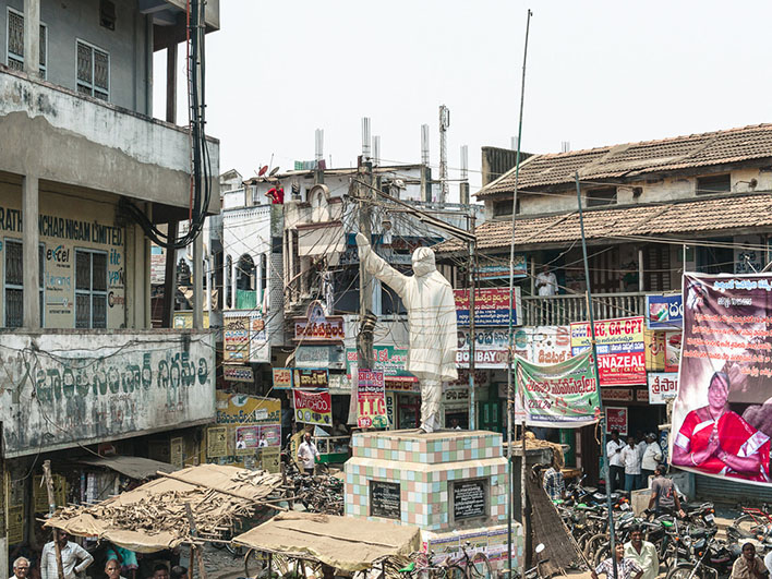 The Last Days of Manmohan - Mahesh Shantaram