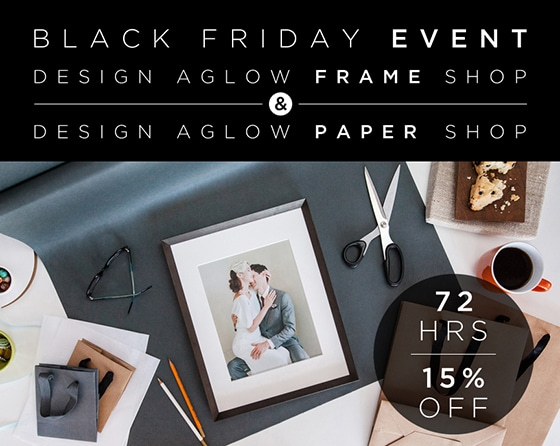 Design Aglow Black Friday Sale