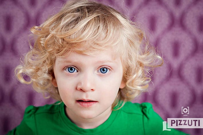 Pizzuti Photography - Child's Portrait