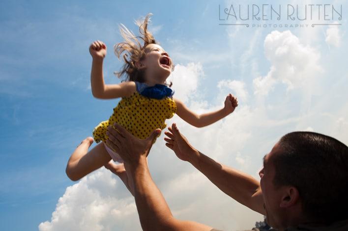 Lauren Rutten Photography - Flying