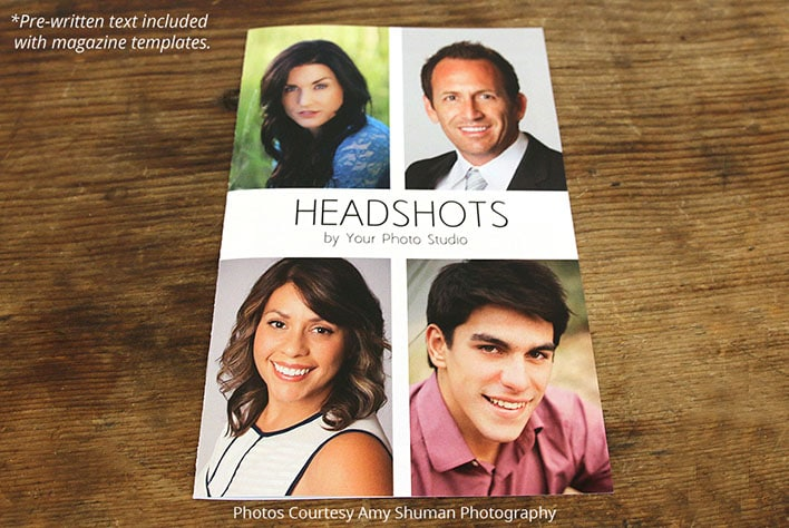 Headshots Welcome Guide