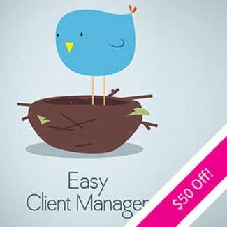 Easy Client Manager by The Modern Tog