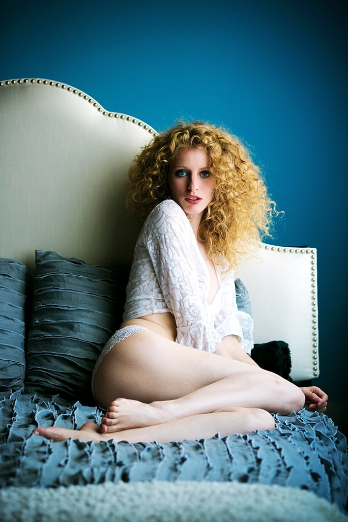 Teri Fiske of Ciao Bella Boudoir Photography