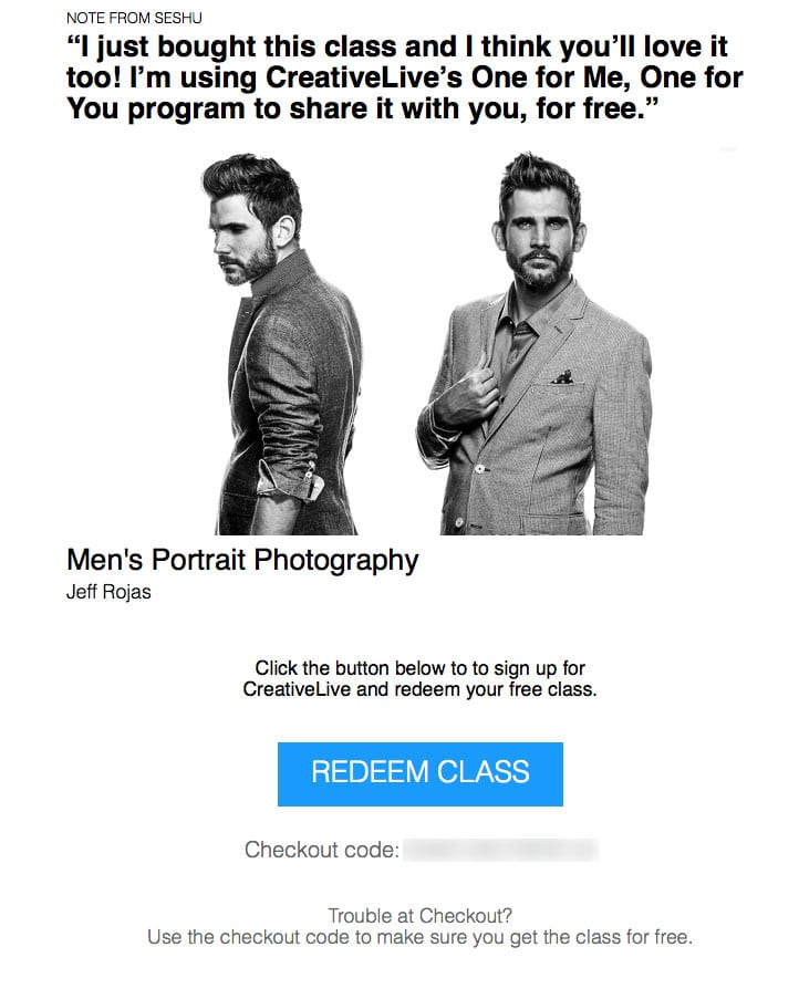 Photographing Men by Jeff Rojas