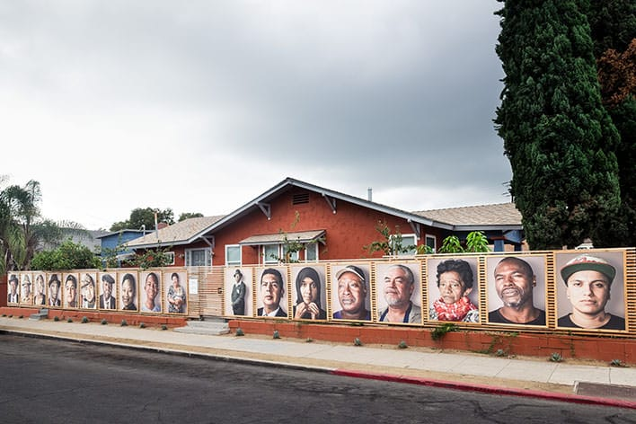 John Mireles: Neighbors Portrait Project