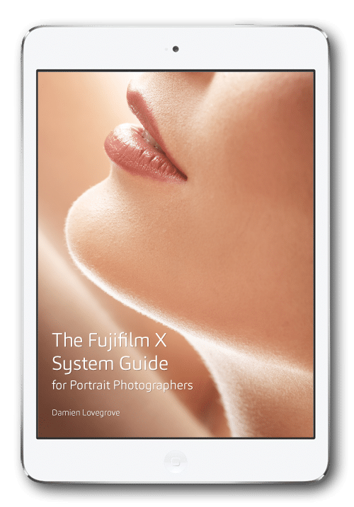 Fuji X-System Guide by Damien Lovegrove