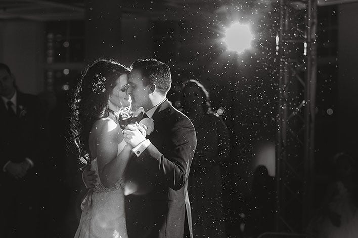 Reception: First Dance, © Vanessa Joy