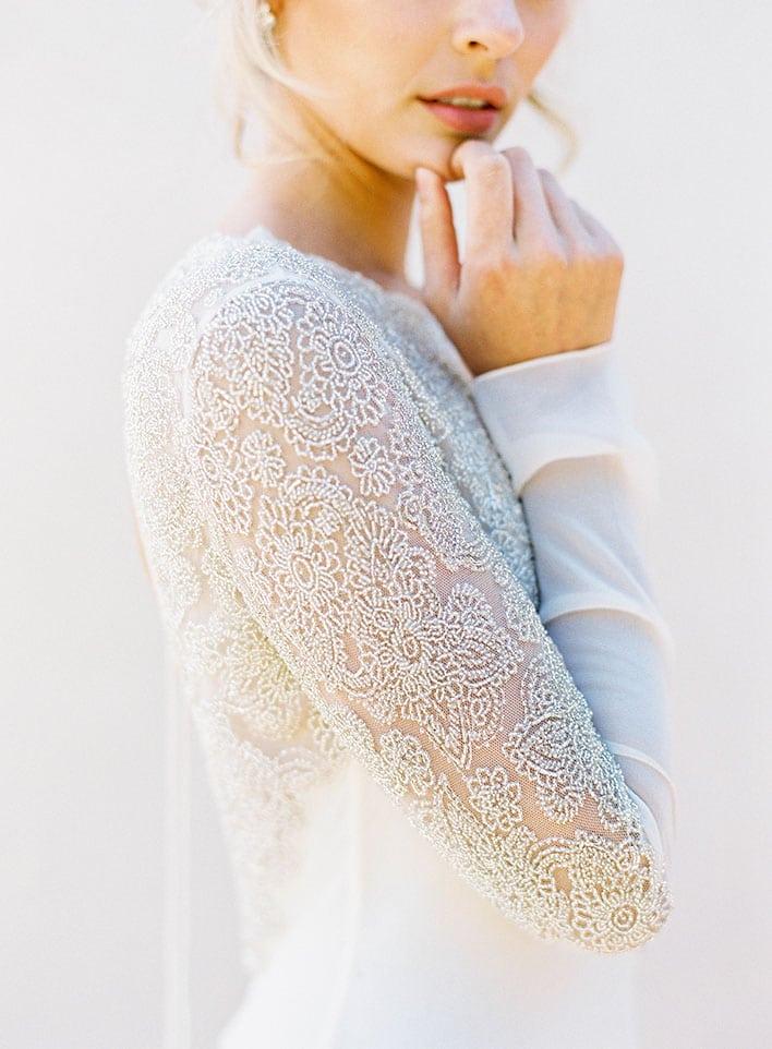 Jen Huang: Fine Art Wedding Photography, Lace