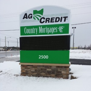 2014_01_17 - Ag Credit Sign