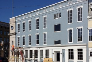 The Felton Building in downtown Tiffin is receiving a grant