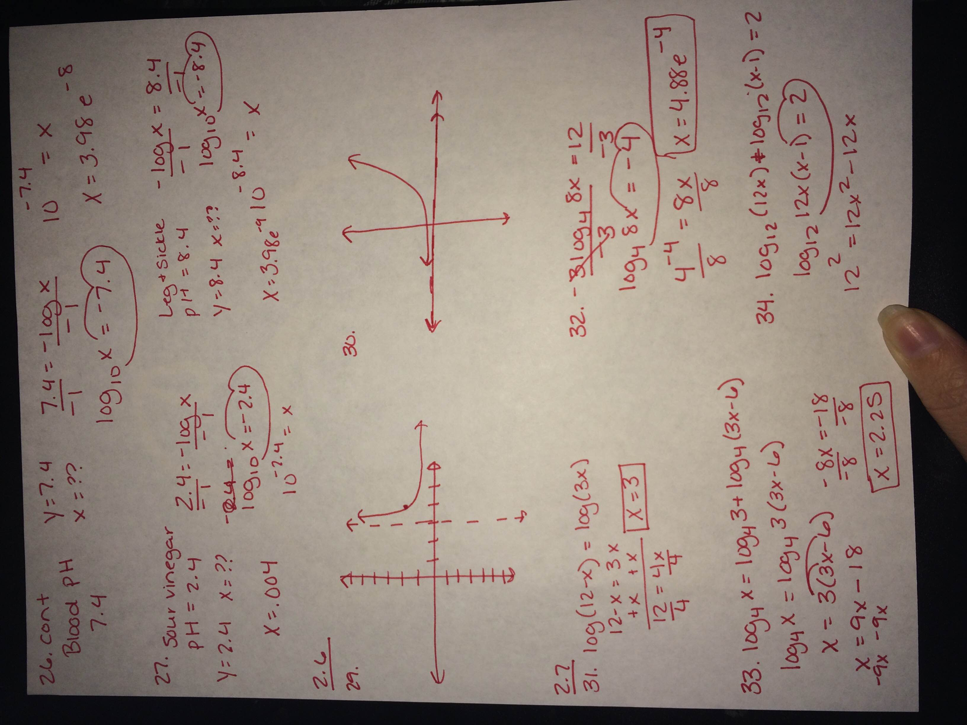 Unit 3 Exponentials And Logarithms