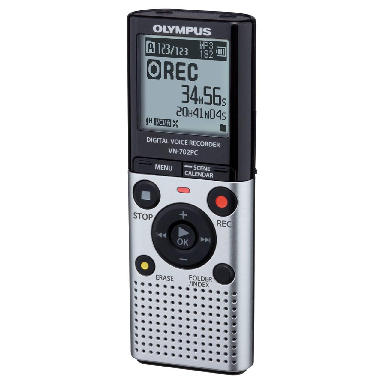 Grabadora y Reproductor Digital de voz Olympus , MP3-WMA – Tiflo ...