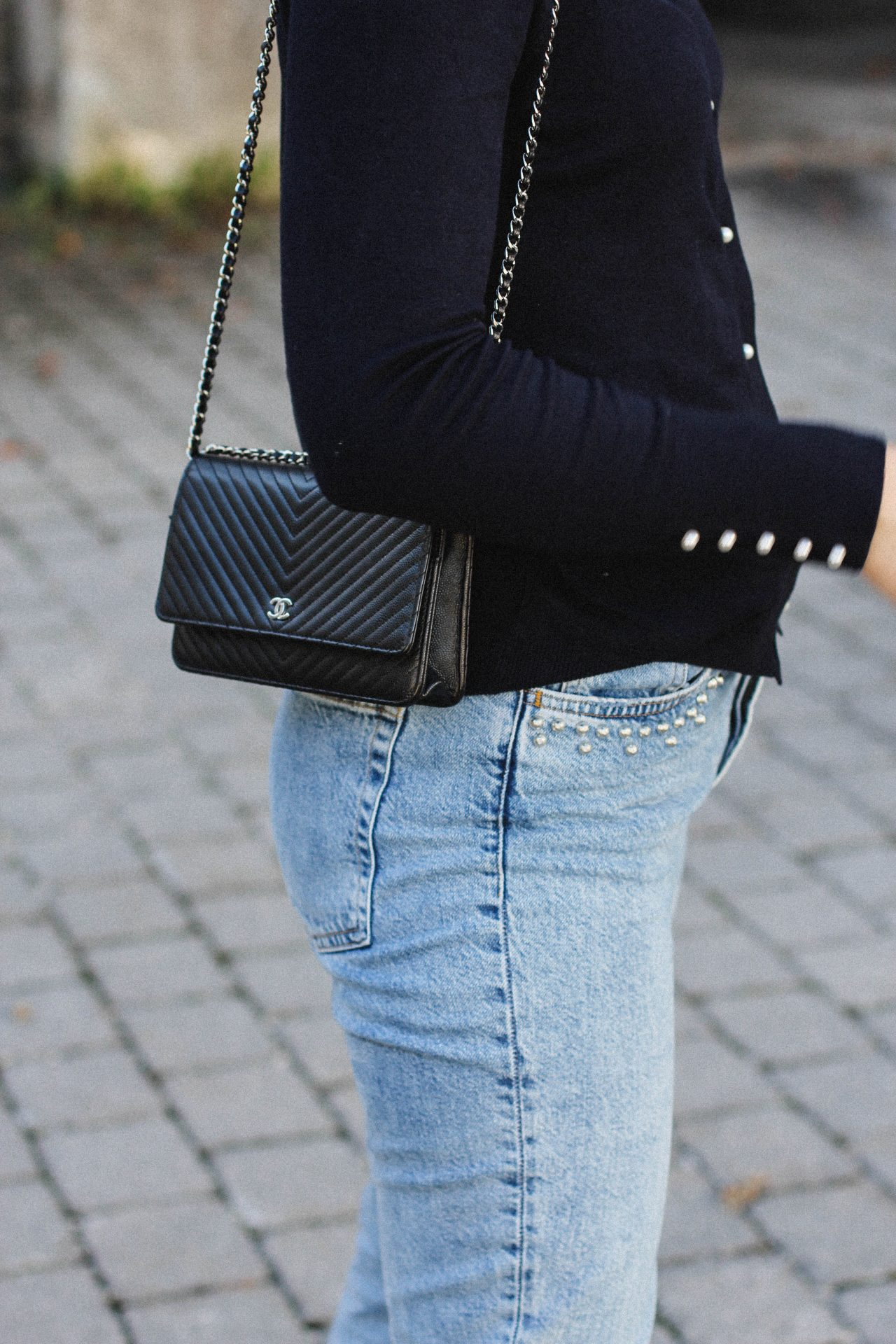 Chanel Wallet on Chain The WOC  TIFMYS Fashion Blog