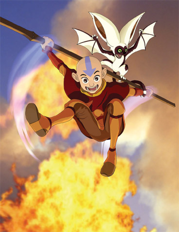 Avatar The last airbender book 3... (2/3)