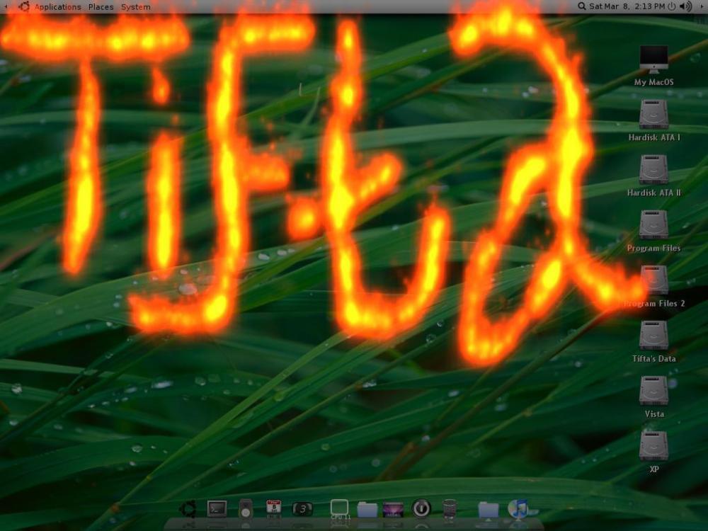 Ubuntu Macintosh Editio (Bagian 2)... (2/6)