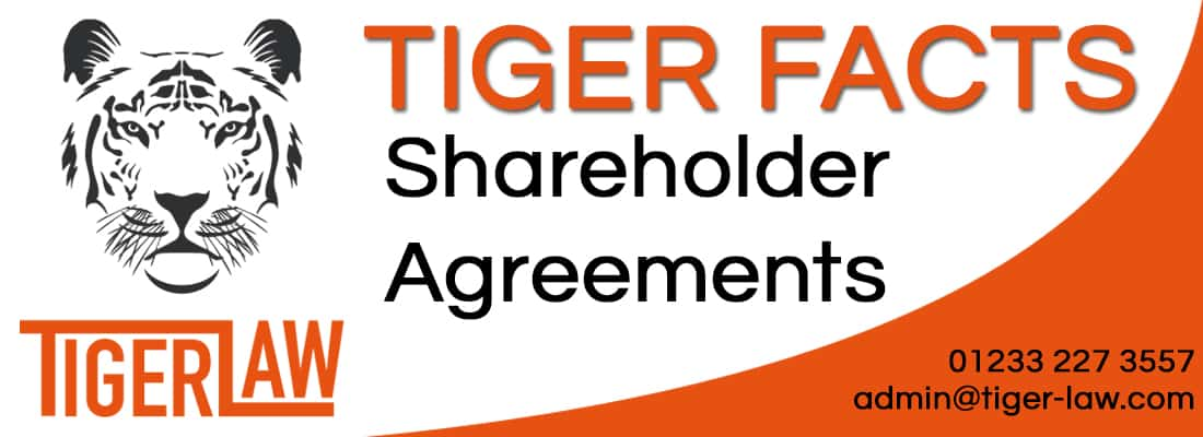 Tiger Law SHAREHOLDER-AGREEMENTS-1100-X-400PX Shareholders Agreements Tiger Factsheets 1