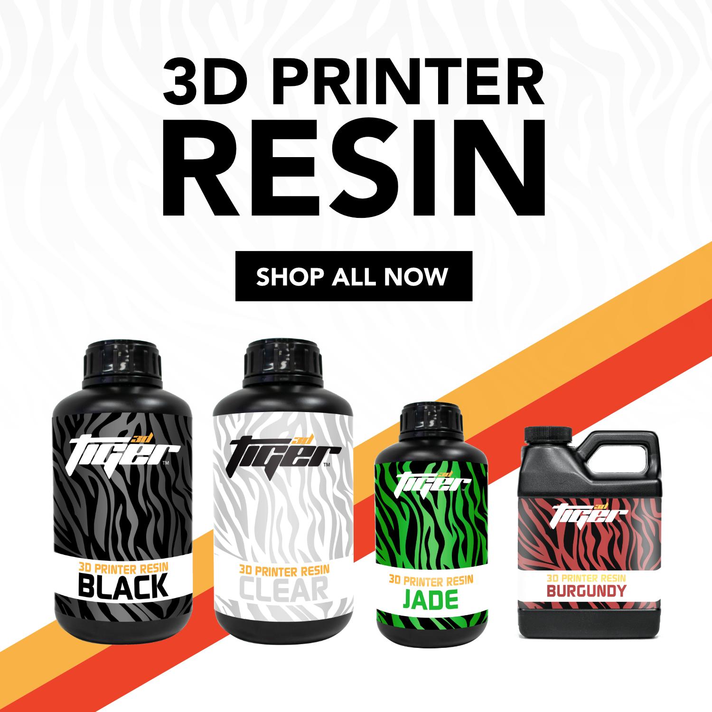 3D Printer Resin Show All