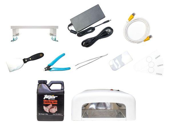 Tiger3D Apex Starter Kit 110v