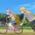のんのんびより りぴーと(10)れんげの自転車練習回, 赤髪の白雪姫(10)ファーストキス回
