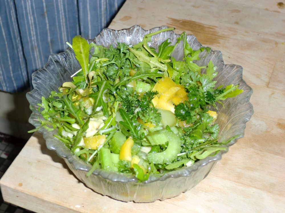 Caligula's salad