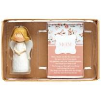 Angel Pray Card