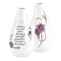 Dear Mom Vase