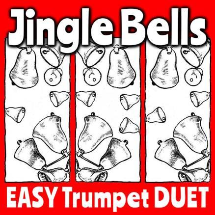 Jingle Bells Trumpet Duet