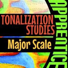 Trumpet Apprentice Tonalization Studies Major