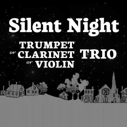 Silent Night Trumpet Trio sheet music