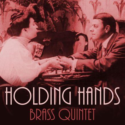 Holding Hands brass quintet sheet music pdf