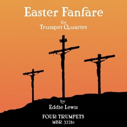 Easter Fanfare trumpet quartet sheet music pdf