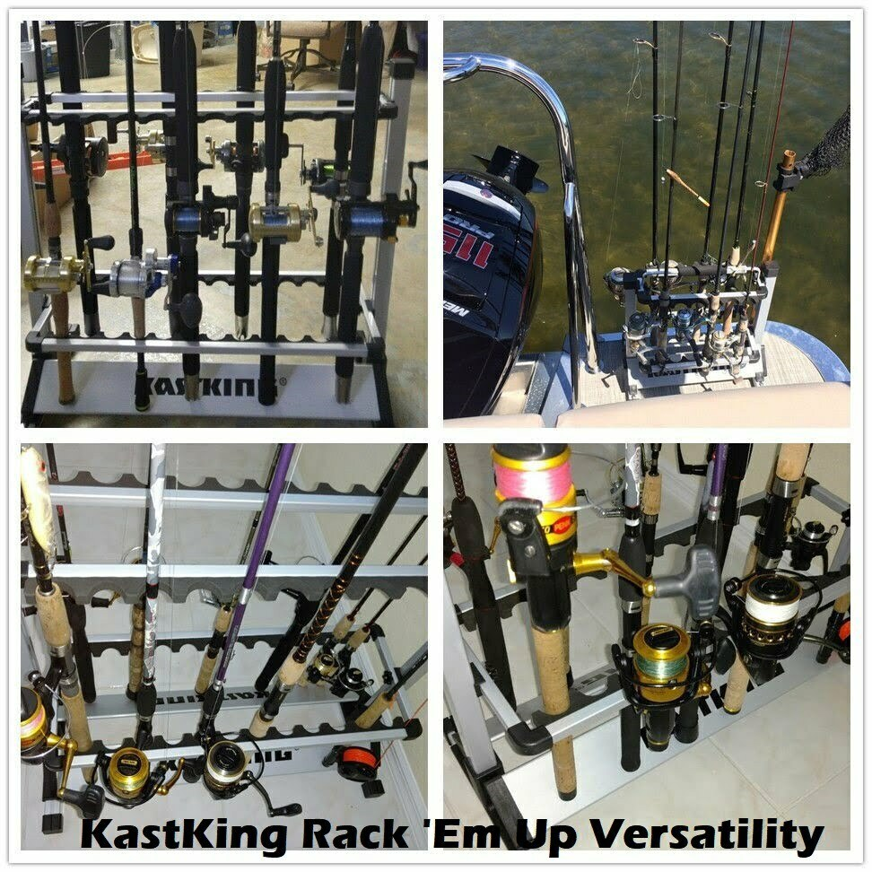 organize your muskie rods with the best