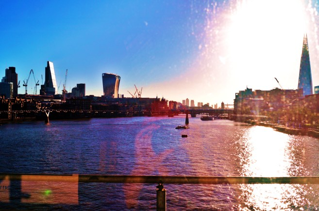 Blackfriars Reflection