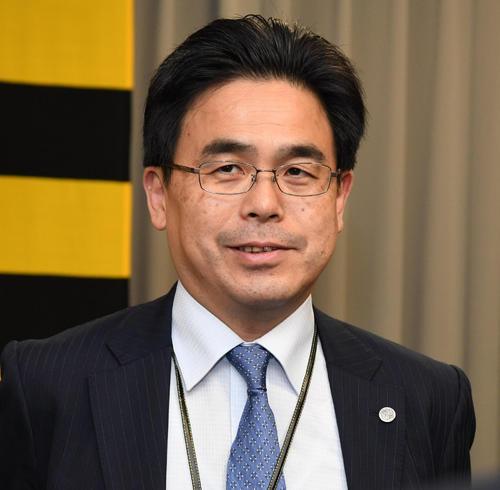 阪神谷本球団本部長「外国人野手楽しみにしといてください」
