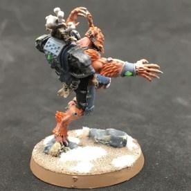 Wulfen Clawfinger three