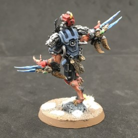 Wulfen Pack Leader Frost Claws