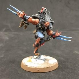 Wulfen Pack Leader Warhammer 40K