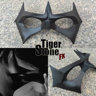 Arkham Knight Nightwing mask by Tiger Stone FX