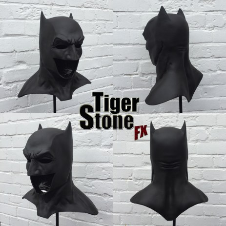Tiger Stone FX Batman V Superman - Dawn Of Justice Batman cowl